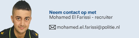 Recruiter Mohamed el Farissi